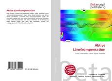 Buchcover von Aktive Lärmkompensation