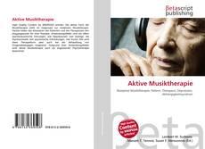 Buchcover von Aktive Musiktherapie