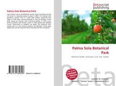 Обложка Palma Sola Botanical Park