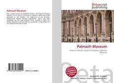 Palmach Museum kitap kapağı
