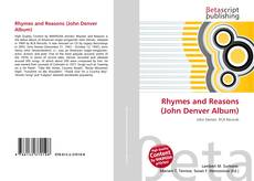 Bookcover of Rhymes and Reasons (John Denver Album)