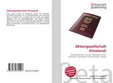 Bookcover of Aktiengesellschaft (Finnland)