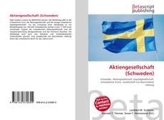 Bookcover of Aktiengesellschaft (Schweden)