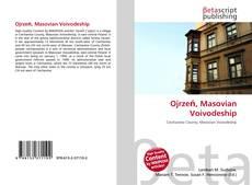 Portada del libro de Ojrzeń, Masovian Voivodeship