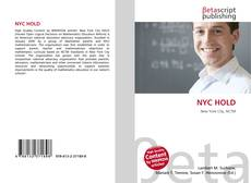 Bookcover of NYC HOLD