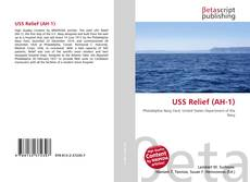 Bookcover of USS Relief (AH-1)