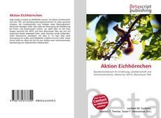 Buchcover von Aktion Eichhörnchen