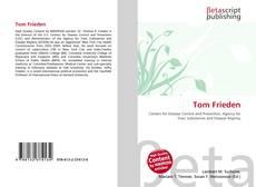 Bookcover of Tom Frieden