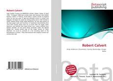 Bookcover of Robert Calvert