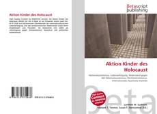 Capa do livro de Aktion Kinder des Holocaust
