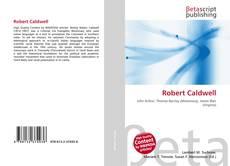 Bookcover of Robert Caldwell