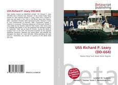 Couverture de USS Richard P. Leary (DD-664)