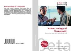 Capa do livro de Palmer College of Chiropractic