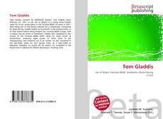 Tom Gladdis kitap kapağı