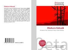 Bookcover of Okakura Kakuzō
