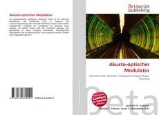 Buchcover von Akusto-optischer Modulator