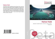 Bookcover of Palmer Field