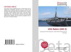 Обложка USS Robin (AM-3)