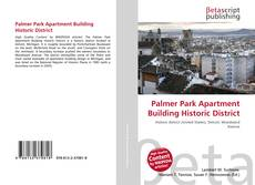 Bookcover of Palmer Park Apartment Building Historic District