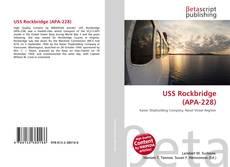 USS Rockbridge (APA-228) kitap kapağı