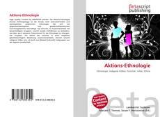 Portada del libro de Aktions-Ethnologie