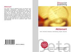 Bookcover of Aktionsart