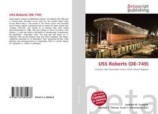 Bookcover of USS Roberts (DE-749)
