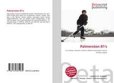 Обложка Palmerston 81's