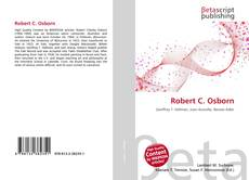 Capa do livro de Robert C. Osborn