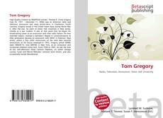 Bookcover of Tom Gregory