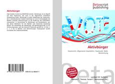 Bookcover of Aktivbürger
