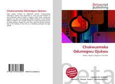 Chukwuemeka Odumegwu Ojukwu的封面