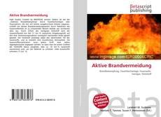 Buchcover von Aktive Brandvermeidung