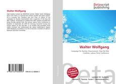 Buchcover von Walter Wolfgang