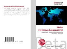 Buchcover von Aktive Fernerkundungssysteme
