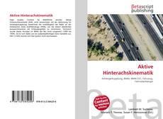 Buchcover von Aktive Hinterachskinematik