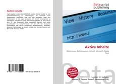 Buchcover von Aktive Inhalte