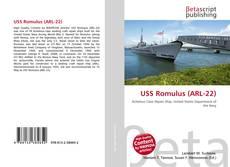 USS Romulus (ARL-22) kitap kapağı