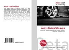 Buchcover von Aktive Radaufhängung