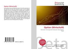 Bookcover of Option (Wirtschaft)