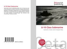 U-10 Class Submarine的封面