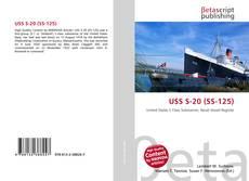 Capa do livro de USS S-20 (SS-125)