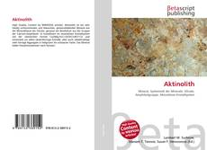 Bookcover of Aktinolith