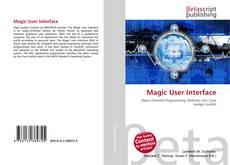 Copertina di Magic User Interface
