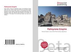 Borítókép a  Palmyrene Empire - hoz