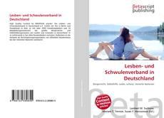 Capa do livro de Lesben- und Schwulenverband in Deutschland