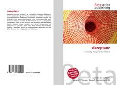 Buchcover von Akzeptanz