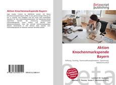 Copertina di Aktion Knochenmarkspende Bayern