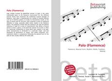 Portada del libro de Palo (Flamenco)