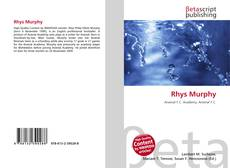 Bookcover of Rhys Murphy